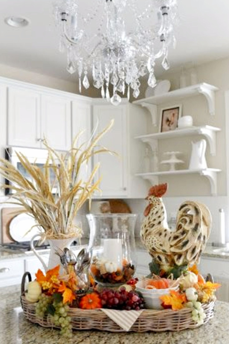 White Farmhouse Kitchens Decorating Ideas We LOVE!