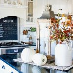 White Farmhouse Kitchens - Love The Decorating So Pretty!