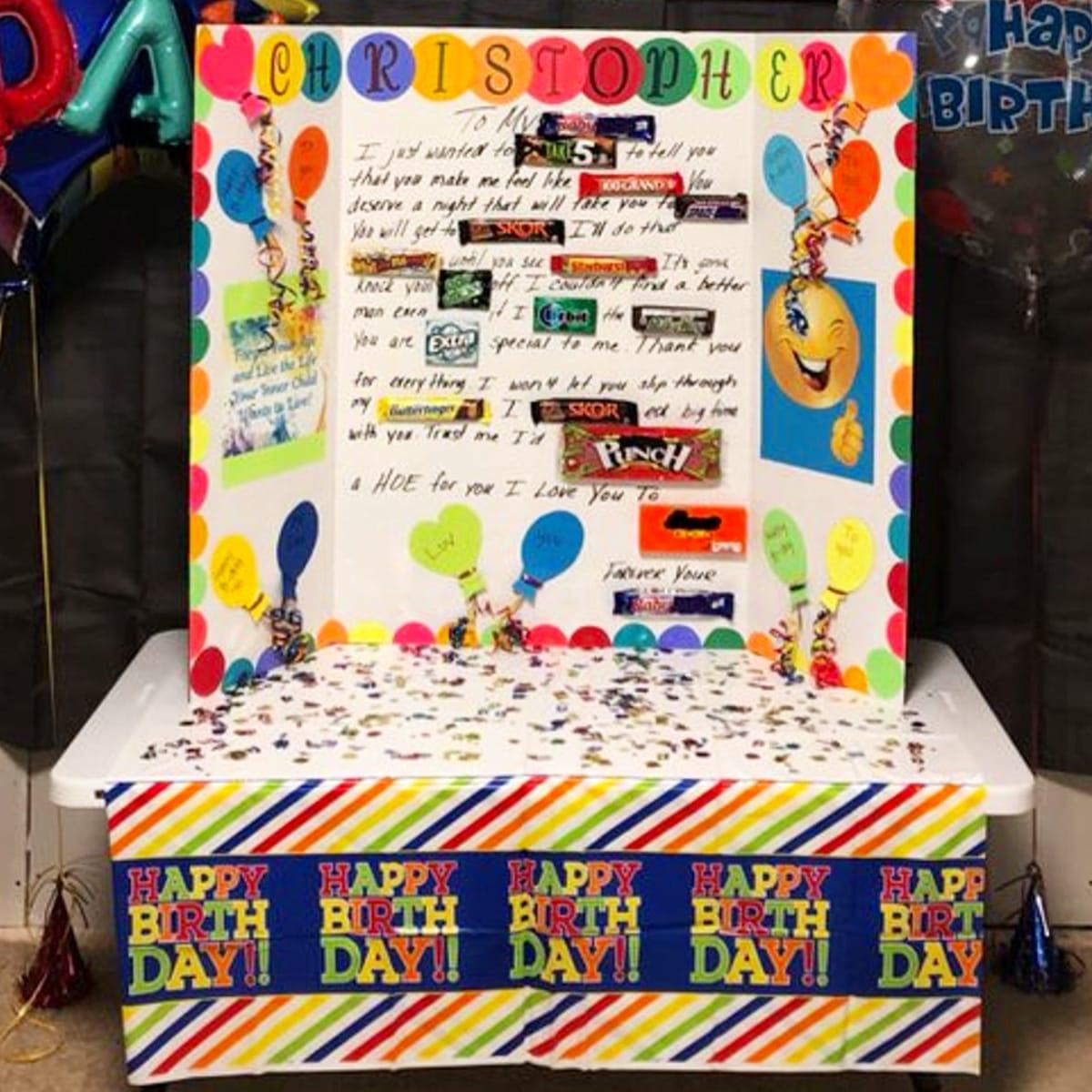 Cute Easy Diy Birthday Candy Card Ideas Pinteresting Finds