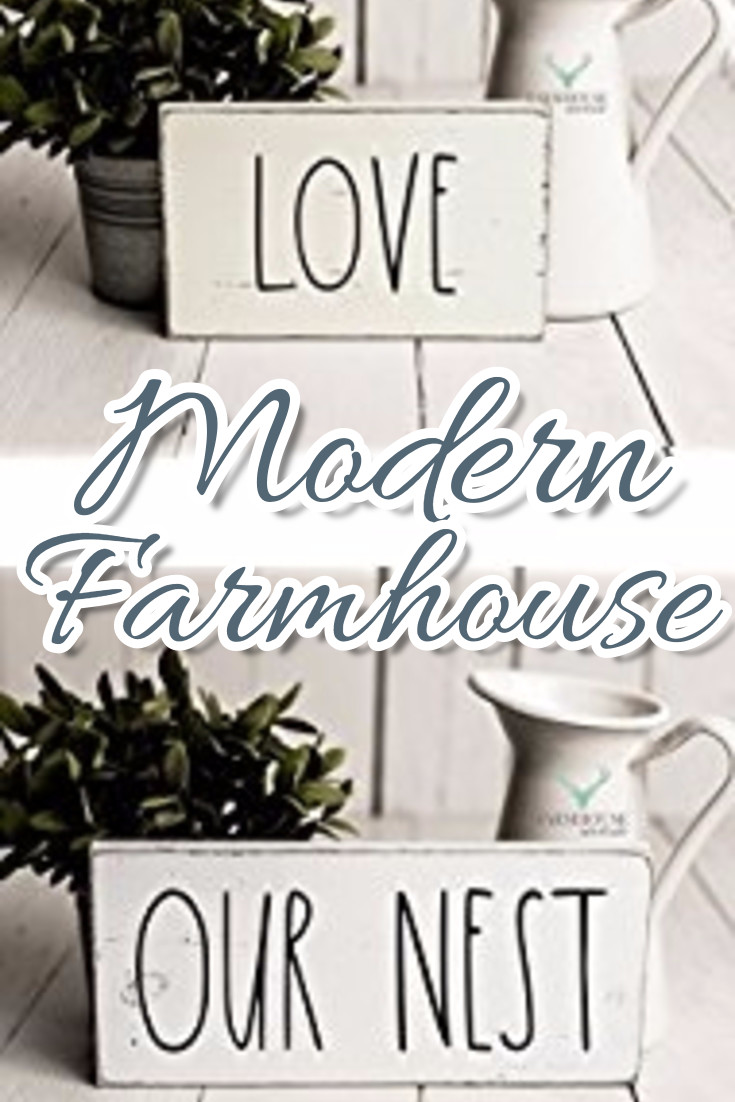 Farmhouse Kitchen REVEAL!  See how this modern farmhouse kitchen redo turned out (hint: it's GORGEOUS!)