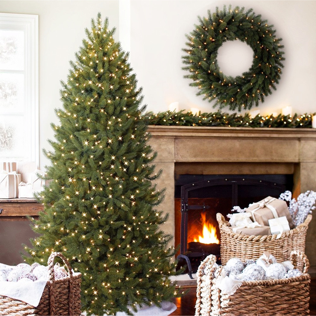 Fake Christmas Tree Ideas - GORGEOUS Artificial Christmas Tree That Looks SO Real!